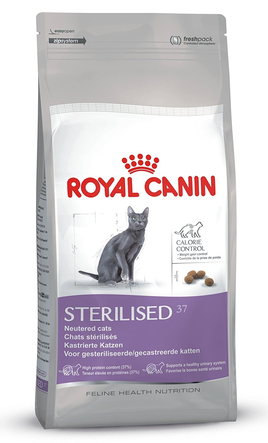royal canin sterilised adult petstop a personal touch. Black Bedroom Furniture Sets. Home Design Ideas