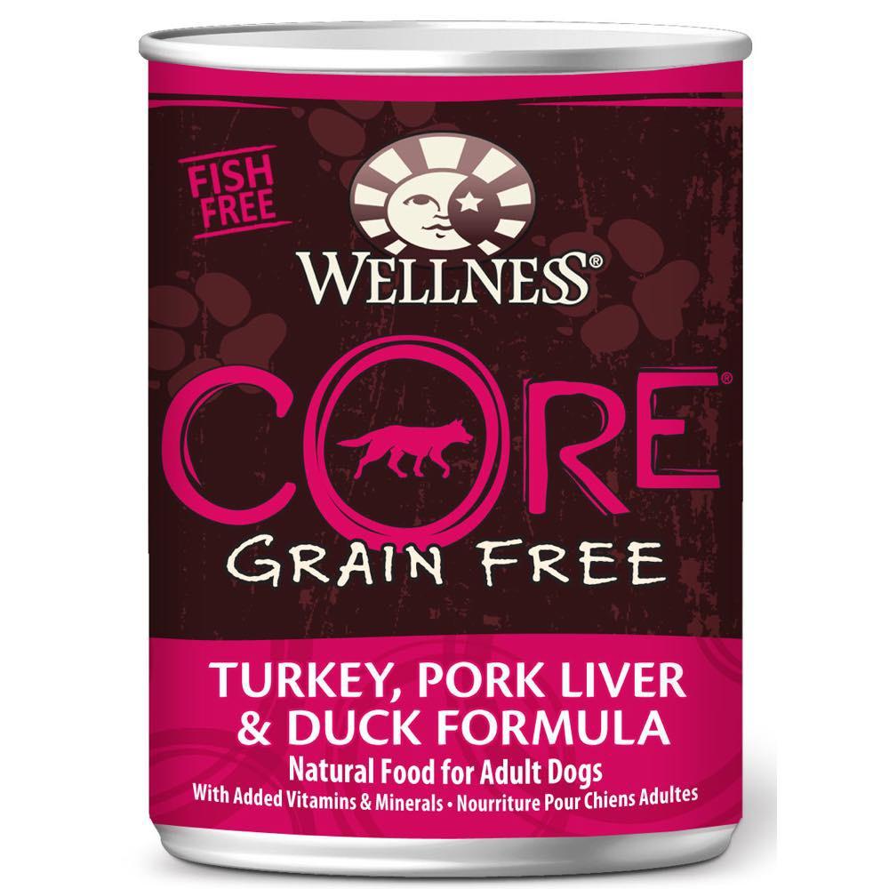Wellness Core Gf Turkey Pork Liver Amp Duck Petstop A