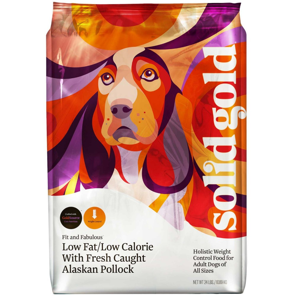 Low Calorie Dried Dog Food